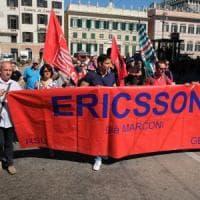 Ericsson, domani nuove proteste:
