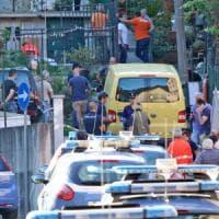 Genova, lite a Pontedecimo: ucciso un 65enne,  4 feriti a coltellate, preso l'ac...