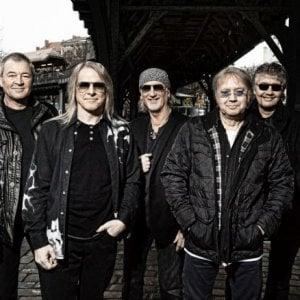 """Deep Purple, il """"fumo sull'acqua"""" è al Porto Antico"""