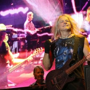I Deep Purple omaggiano De André e infiammano l'Arena