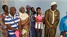 Dal Senegal a lezione all'ospedale San Martino