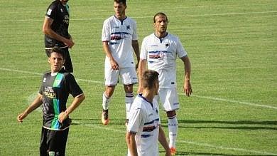 La Samp scivola e perde in amichevole  con una squadra di Lega Pro