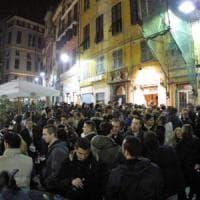 Movida selvaggia, a Genova in cinquanta giorni già duecento multe