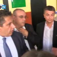 Liguria, Consiglio regionale a porte chiuse contro proteste per il Tpl,