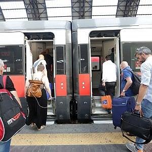 Ferrovie, domenica interrotta per lavori la linea Genova-Torino