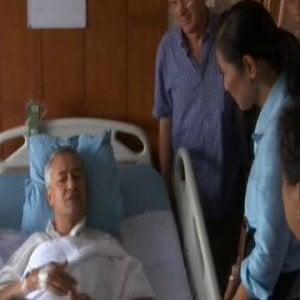 """E' genovese uno dei due feriti dalla bomba in Thailandia : """"l'esplosione a due metri da me"""""""