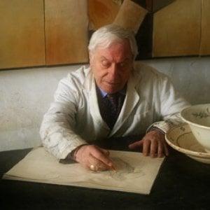 """Addio a Luciano Caviglia, """"pittore operaio"""""""