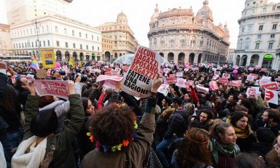 Genova, la prima unione civile