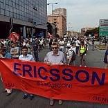 Ericsson, ultimo atto solo il governo può fermare i tagli