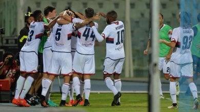 """Genoa, l'incontentabile Juric: """"Nella prima mezz'ora siamo andati malissimo"""""""