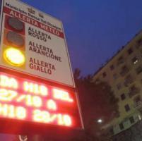 Maltempo: Liguria, domani allerta gialla per temporali
