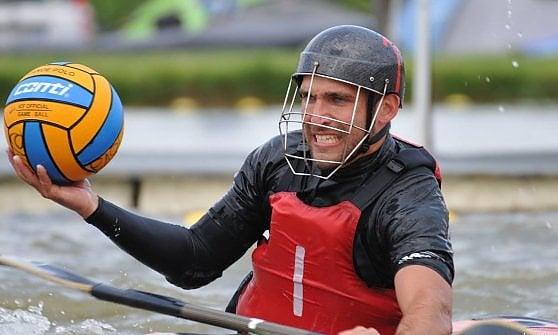 Un genovese ai Mondiali di Canoa Polo
