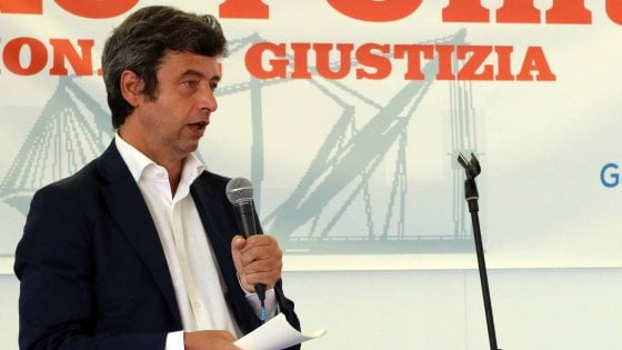 """Orlando a Genova, """"Il Pd non è quello che volevamo, non sa stare sul territorio"""""""