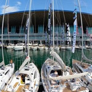 Salone, la battaglia navale, i Nautici della Costa Azzurra a tenaglia sull'evento di Genova