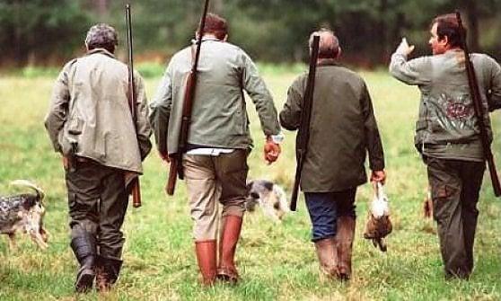 Caccia: la nuova legge della Regione sanziona chi disturba i cacciatori