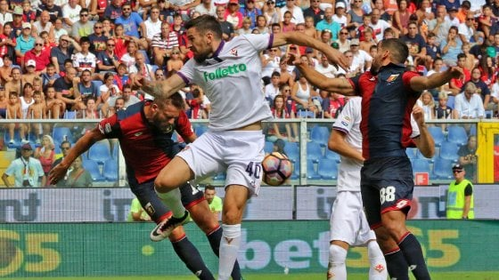 "All'assalto del Sassuolo ""Genoa a cento all'ora come contro la Viola"""