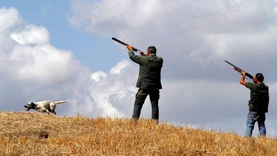 A Creto animalisti contro cacciatori, spray urticante in faccia