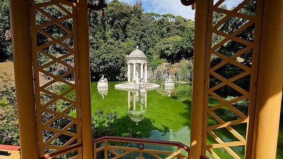 Villa Pallavicini a Pegli, un gioiello che torna a splendere