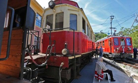 Trenino di Casella, corse dimezzate, tornano i bus