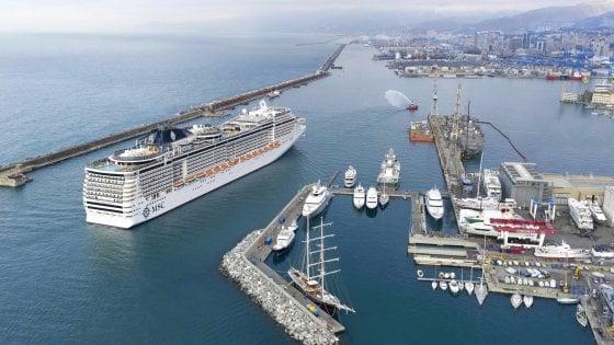 """Da Genova la battaglia dei marittimi: """"Il nostro è un lavoro usurante"""""""
