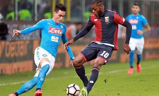 Genoa in campo a Marassi con il Pescara