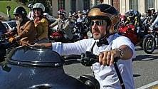 """Dai """"Motociclisti gentiluomini""""  tremila euro contro il cancro"""