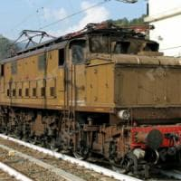 Treno storico dei Giovi, il Mastodonte viaggia un giorno