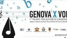 """""""GenovaXVoi"""" laurea Maurizio Chisari"""