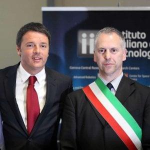 """Doria dribbla: """"Renzi? parleremo di cose utili per la città"""""""