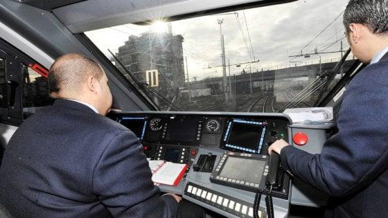 Capitreno - macchinisti, in Liguria Il nuovo doppio ruolo fa infuriare i ferrovieri