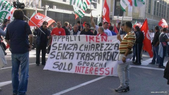Genova, accordo fatto sugli appalti Iren