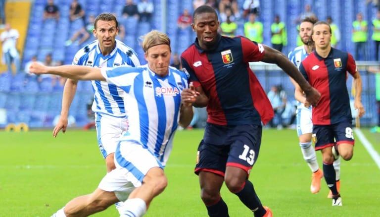 Un Genoa corsaro batte il Bologna rimasto in 10