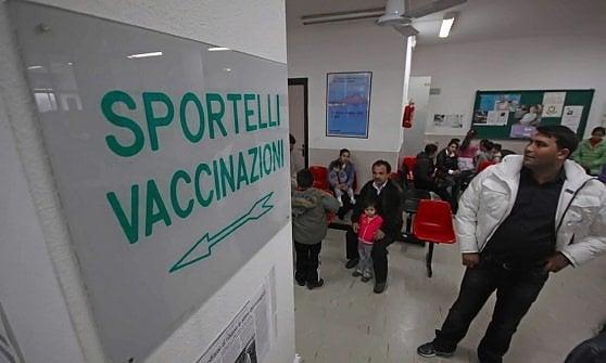 Allarme vaccinazioni, Liguria a rischio per rosolia e orecchioni