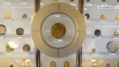 Genovini, talleri e scudi in mostra nella sede genovese di Banca Carige   FOTO