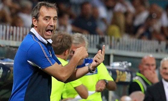 """Giampaolo: """"Il nostro gioco per battere il Palermo"""""""