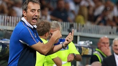 """Giampaolo non cambia """"Il nostro gioco per battere il Palermo"""""""