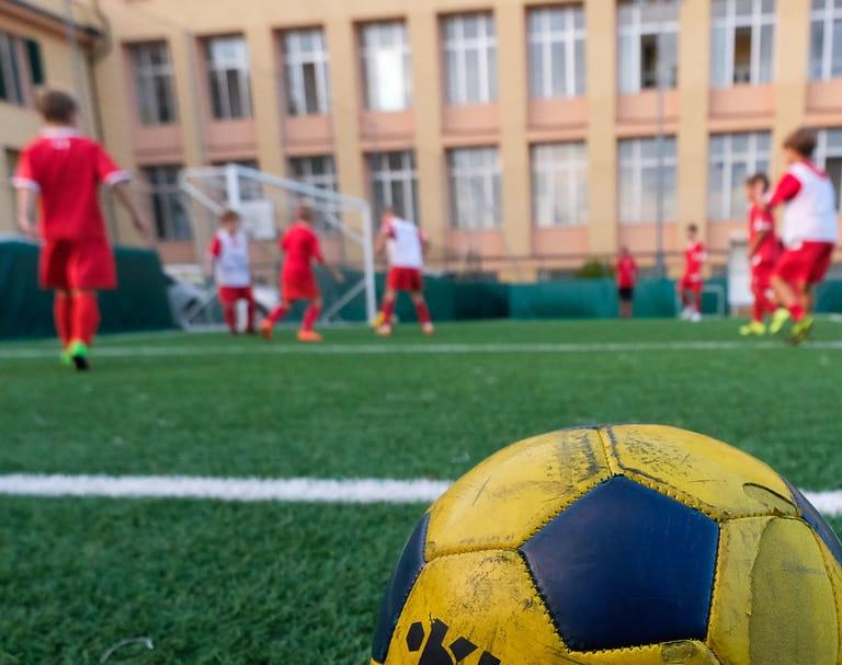 Calcio batte playstation: aumentano gli iscritti alle scuole calcio