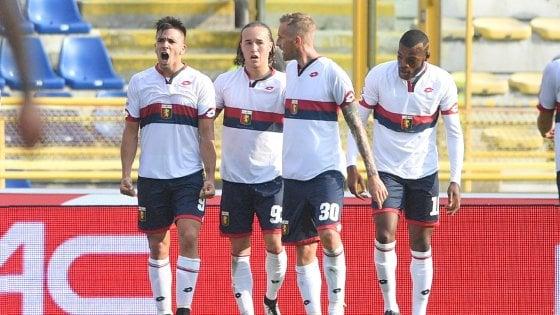 """Il Genoa sogna e Juric pensa in grande: """"E' solo l'inizio"""""""