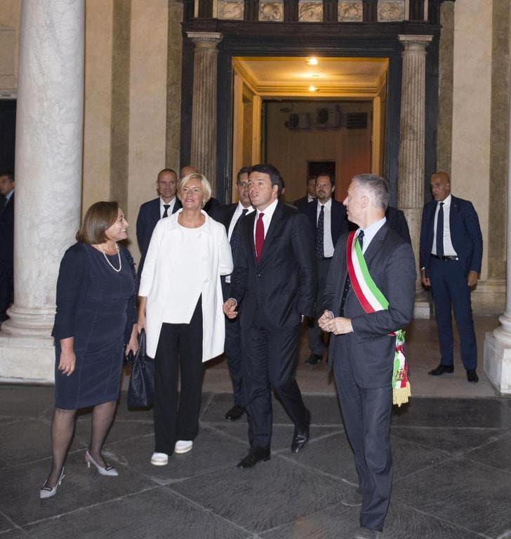 Renzi-Doria, un patto di fine legislatura, e il premier tornerà presto a Genova