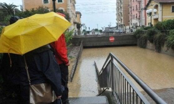 Meteo, lIguria: allerta gialla domani su tutta la Regione