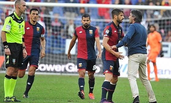Genoa, pari in dieci contro l'Empoli