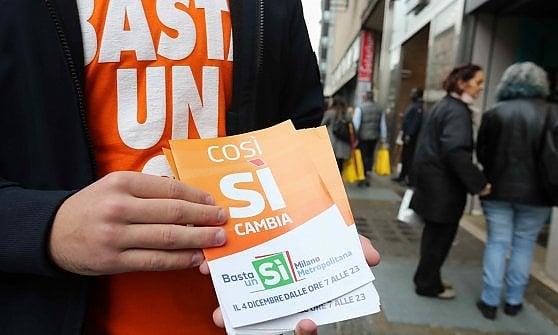 Referendum, si scalda il dibattito a Genova e in Liguria