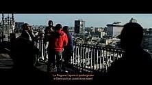 """Migranti, Genova """"é un posto dove stare"""""""
