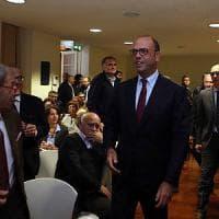 Alfano a Genova per il sì al referendum: