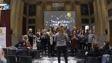 """Genova, gli """"uomini che odiano le donne""""  si raccontano    Video"""