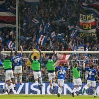 Derby di Genova, le emozioni del secondo tempo