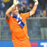 Derby Genova, la festa della Sampdoria