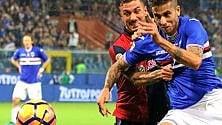 Derby di Genova, le immagini più belle   di FABIO BUSSALINO
