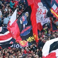 Calcio: Derby Genova, Daspo per 4 ultras francesi e 1 italiano