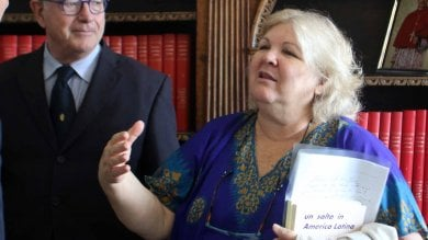 Aleida Guevara al Gaslini, scambi di medici e solidarietà tra Italia e Cuba    Foto